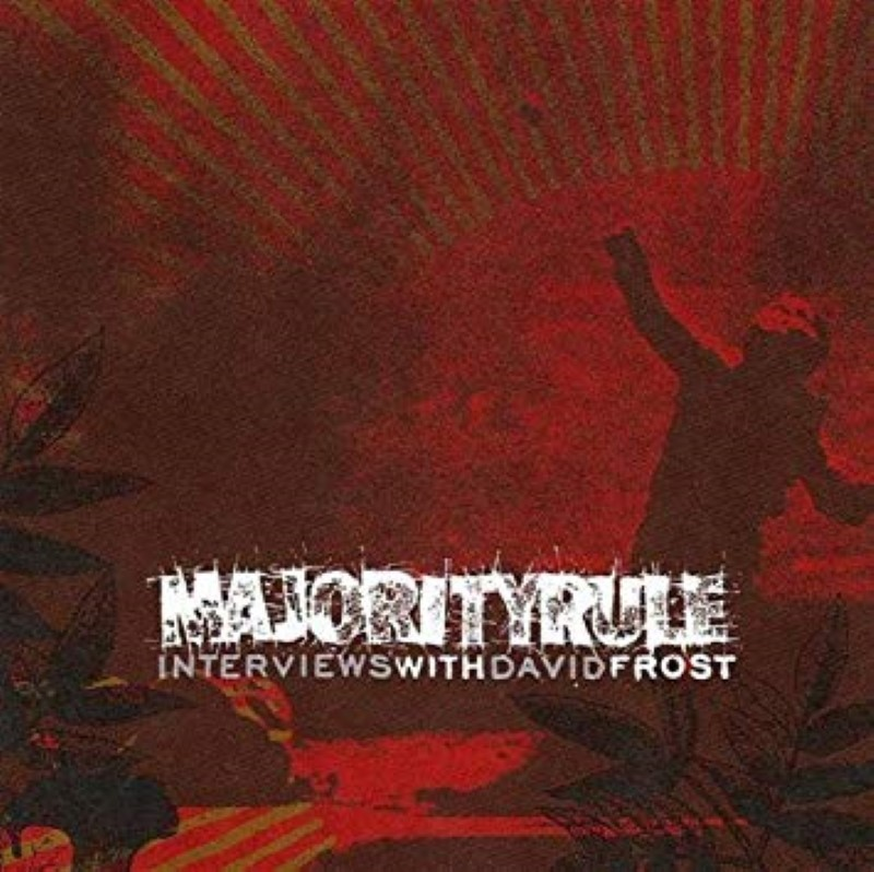 Interview With David Frost by Majoriy Rules Cd