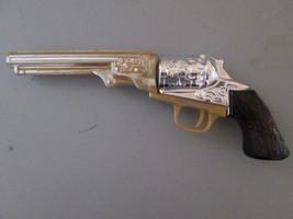Vintage VTG AVON Colt revolver after shave Full 3 fl. oz. - $14.84