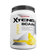 Scivation Xtend BCAA Powder, Branched Chain Amino Acids, BCAAs, Pineappl... - $66.38