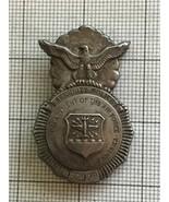 U. S. Air Force Security Police Badge #B2920 - $90.00