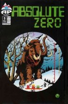 Absolute Zero, Edition# 5 [Comic] Antarctic - $9.99