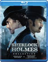 Sherlock Holmes/Sherlock Holmes-Game Of Shadows (Blu-Ray/Dbfe)