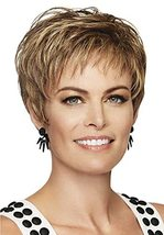 VIRTUE Basic Cap HF Synthetic Wig by Eva Gabor, 3PC Bundle: Wig, 4oz Mar... - $109.00