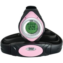 PYLE PHRM38PN Heart Rate Monitor Watch with Minimum, Average & Maximum H... - $205.82