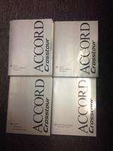 2010 Honda Accord Crosstour Service Repair Manual Set W Body & Electrical Book - $197.99