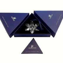 Swarovski 2008 Christmas Star / Snowflake, Mint, ornament only - £88.31 GBP