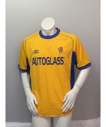 Chelsea FC Jersey (Retro) - 2000 Away Jersey by Umbro - Men's Large  - $75.00