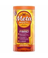 Metamucil 3 in 1 MultiHealth Fibre! Fiber Supplement Powder Orange 861g ... - $19.75