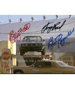 SMOKEY AND THE BANDIT AUTOGRAPHED RP PHOTO BURT REYNOLDS SALLY FIELD JER... - $18.99