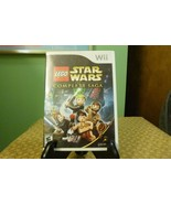 LEGO Star Wars: The Complete Saga (Nintendo Wii, 2007) Vg Condition W/Ma... - $14.84