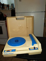 Fisher price record player - $29.00