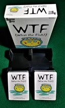 WTF (What the Fish ) Card Game - $6.00