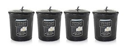 Yankee Candle Black Sand Beach Votive Candle - Lot of 4 - $22.15