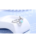 NEHZY 925 sterling silver new jewelry high quality fashion woman open ri... - $16.25