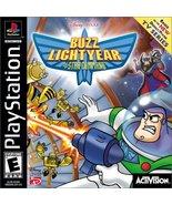Buzz Lightyear of Star Command [PlayStation] - $4.90