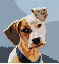 pepita My Dog Needlepoint Canvas - $82.00