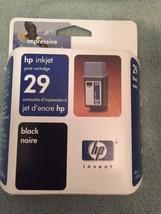 "HP 29 (51629A) Black Ink Cartridge - NEW ""In Sealed Box"" OEM - $9.04"