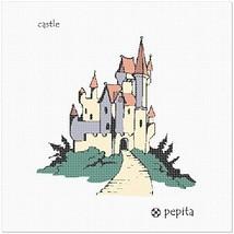 Castle Needlepoint Kit - $57.00