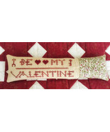 Be My Valentine cross stitch chart Death by Thread  - $8.00