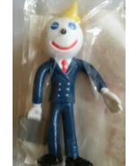 Jack in the Box Posable Bendable Toy 1995 - $5.95