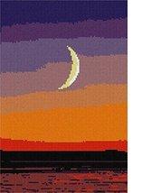 pepita Moon at Sunset Needlepoint Kit - $118.00