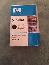 Hp 51604A BLACK INK New still sealed in box - $6.85