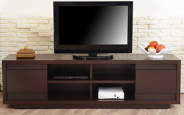 Entertainment TV Stand Center Multi Storage Furniture Home Theater Media... - $568.95