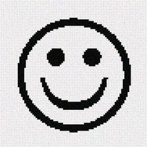 Pointseller Smile Needlepoint Canvas - $25.00