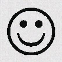 Pointseller Smile (Large) Needlepoint Canvas - $82.00