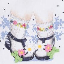 Mayoral Baby Girls 3-Piece Girl-Sandals Graphic Print Cardigan/Legging Set image 3