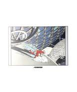 Francois Schuiten Le Pays Inconnu (Ca C'est La France) Slikscreen Print ... - $59.95