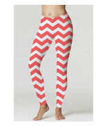 Pink Chevron Wave Trippy Psychedelic Full 3D Wo... - $19.50 - $26.99