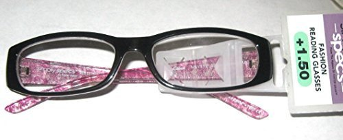 Primary image for Foster Gramt Simply Specs Ainsley Scroll Pink Women's Readers +1.50