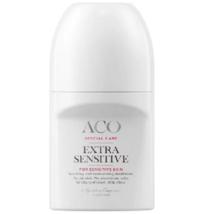 3 x ACO Women Deodorant Roll On Extra Sensitive 50 ml| 1.7 fl oz |24 hrs - $49.90