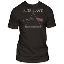 Pink Floyd Dark Side Of The Moon Distressed Fitted T-Shirt - $24.00