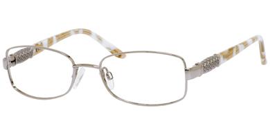 Joan Collins JC9786 Eyeglasses in Silver/Marble - $72.95