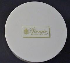 Giorgio Beverly Hills Bath Powder Box Empty USED Vintage - $13.50
