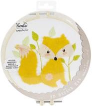 "Fabric Editions Needle Creations 3D Stitch Kits 8""-Fox - $14.22"