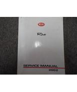 2002 KIA Rio Service Repair Shop Workshop Manual FACTORY OEM 2002 - $163.35