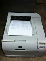 HP LaserJet CP2025-DN CB495a Color Network Lase... - $96.53