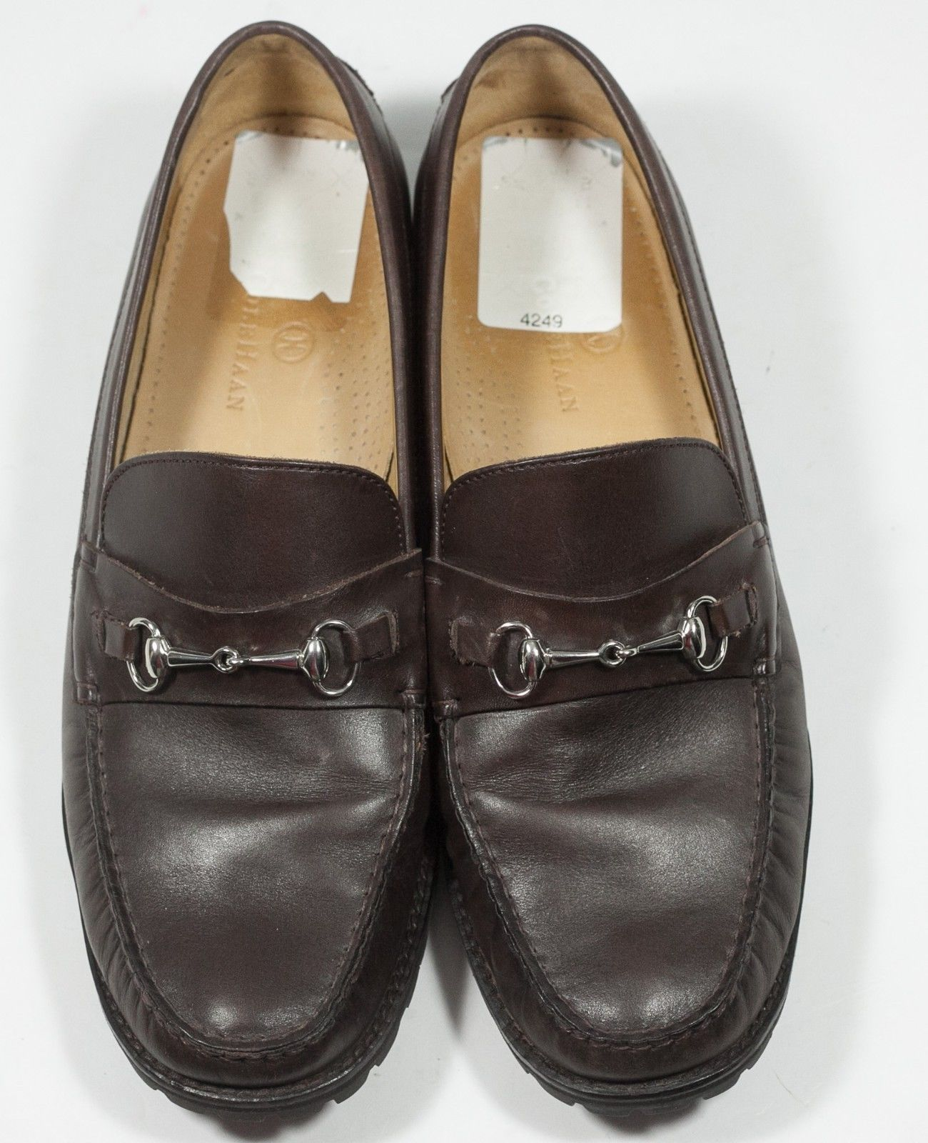 6b3251d1d30 Mens Brown Cole Haan Shoe Horse Bit Loafer and 50 similar items