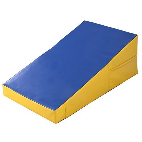 SDS Incline Wedge Ramp Gymnastics Mat Gym Sports Exercise Aerobics Tumbling