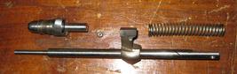 Wards Signature UHT J259A Sewing Machine Presser Foot Bar, Cap & Spring - $9.00