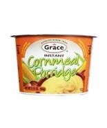 Grace Jamaica Instant Cornmeal Porridge 60g X 12 - $24.31