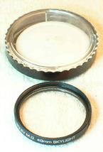 Rolev MG Skylight 1A 49mm circular filter -- ex... - $2.99