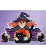 CLEARANCE Wacky Wendy Autumn Harvest 2015 ornament kit cross stitch Mill... - $4.50