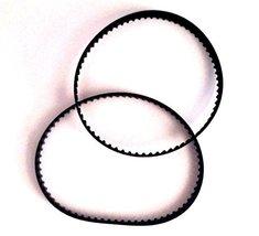 "2 NEW 138XL037 Timing Belts 69 Teeth Cogged Rubber Belt 13.8"" Long - $12.08"