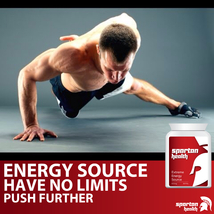 Spartan Health Energy Source Pills Fast Extreme Energy Safe Natural - $24.50