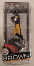 McFarlane NFL Series 37 Antonio Brown Gold Chase Variant #009 of 500 - New - $65.00