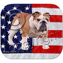 Bulldog Patriotic Mouse Pad - $12.95
